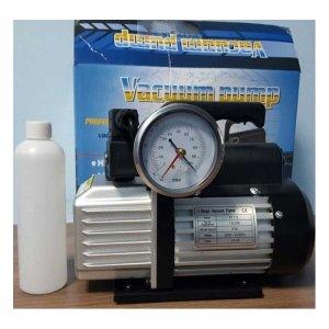 Вакуумный насос 1DS-115S (1 ступ/42л) с вакууметром