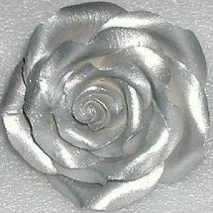 Краситель для ПУ Серебро переламутр - 50гр