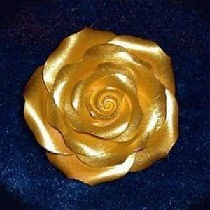 Краситель для ПУ Золото переламутр - 50гр